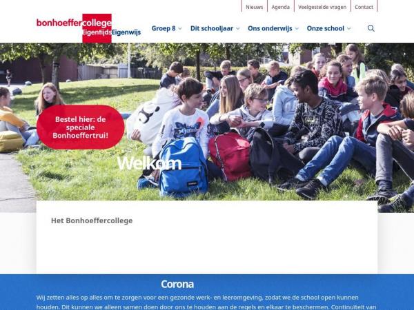 bonhoeffer.nl