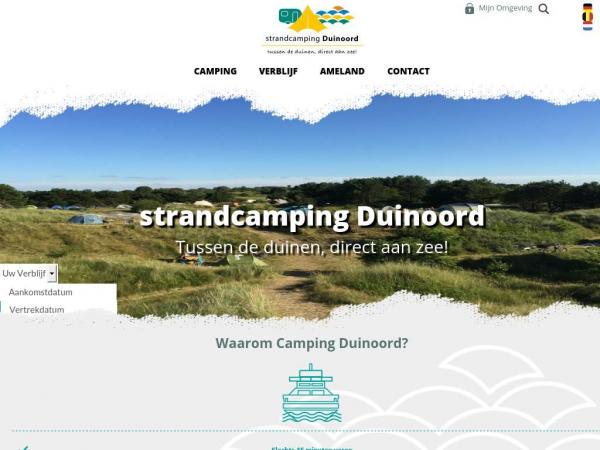 campingduinoordameland.nl
