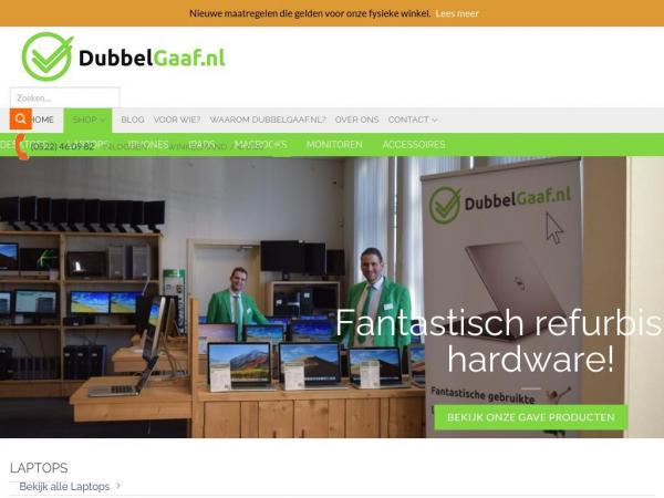 dubbelgaaf.nl
