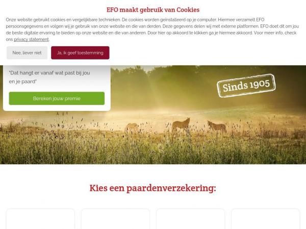 efo.nl