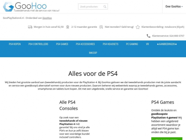 gooplaystation4.nl