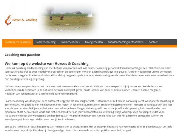 horsesandcoaching.nl