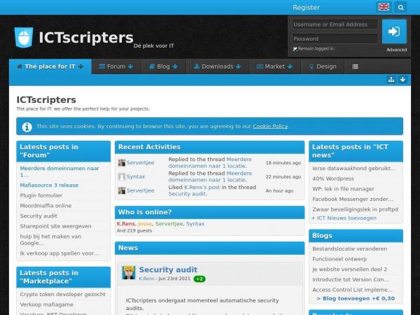 ictscripters.com