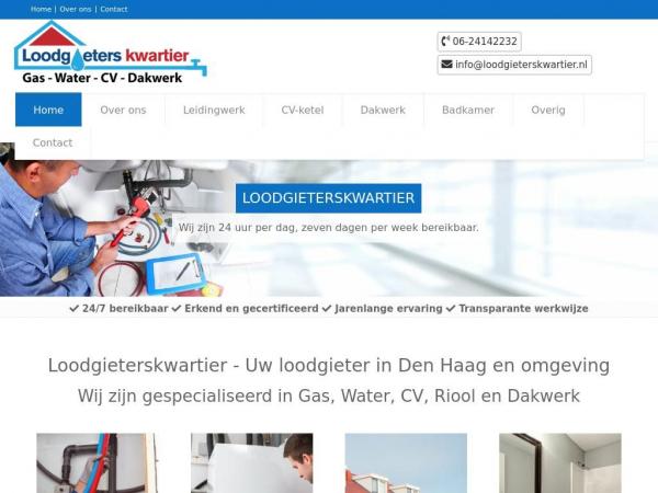 loodgieterskwartier.nl