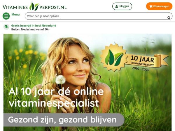 vitaminesperpost.nl