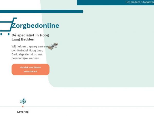 zorgbedonline.nl