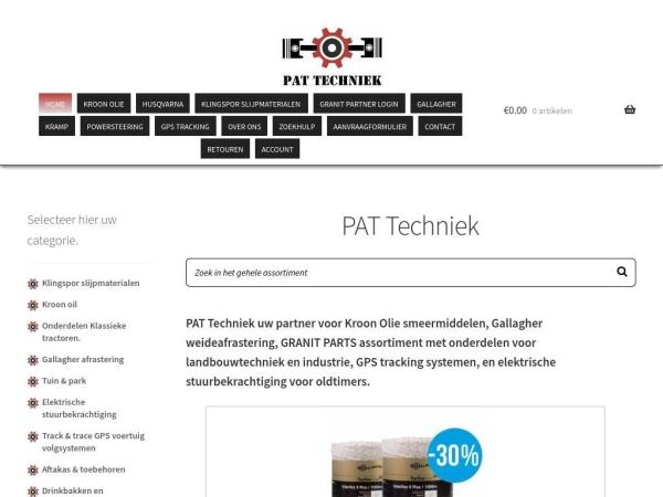 pattechniek.nl
